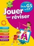 Michèle Lecreux et Loïc Audrain - Jouer pour réviser 5-6 ans - De la GS au CP - Avec un crayon-gomme.