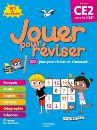 Michèle Lecreux et Loïc Audrain - Jouer pour réviser CE2 vers le CM1 - Avec un crayon.