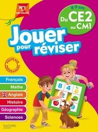 Michèle Lecreux et Loïc Audrain - Jouer pour réviser du CE2 au CM1 - Avec un crayon.