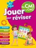 Michèle Lecreux et Loïc Audrain - Jouer pour réviser du CM1 au CM2, 9-10 ans - Avec un crayon-gomme.