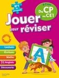 Michèle Lecreux et Loïc Audrain - Jouer pour réviser du CP au CE1, 6-7 ans - Avec un crayon-gomme.