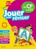 Michèle Lecreux - Jouer pour réviser du CP au CE1.