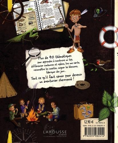 Le Boy's book des petits aventuriers