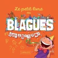 Michèle Lecreux - Le petit livre des blagues et devinettes.