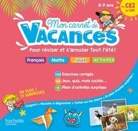 Michèle Lecreux et Sandra Lebrun - Mon carnet de vacances du CE2 au CM1.