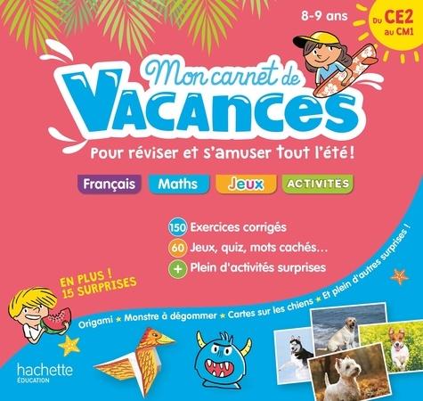 Mon Carnet De Vacances Du Ce2 Au Cm1 Grand Format