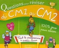 Deedr.fr Questions pour réviser du CM1 au CM2 - 414 Questions-réponses Image