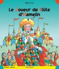 Michèle Lemieux - Le Joueur de flûte d'Hamelin.