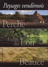 Michèle Loisel - Perche, Vallée du Loir, Beauce - Paysages vendômois.