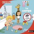 Michèle Longour et Lucie Durbiano - Le corps.