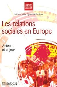 Histoiresdenlire.be Les relations sociales en Europe Image