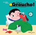 Michèle Moreau - Debout Groucho !. 1 CD audio