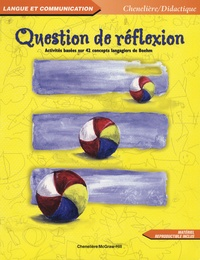 Michèle Morin - Question de reflexion - Activités basées sur 42 concepts langagiers de Boehm.