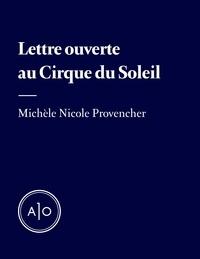 Michèle Nicole Provencher - Au Cirque du Soleil.
