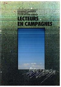 Michèle Petit - Lecteurs en campagne - Les ruraux lisent-ils autrement ?.
