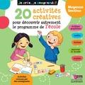 Michèle Pointeau-Mary - 20 activités créatives pour découvrir autrement le programme de l'école moyenne section.