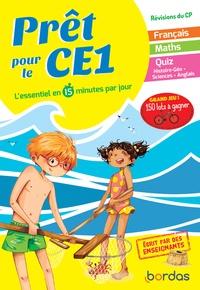 Michèle Pointeau - Prêt pour le CE1 - L'essentiel en 15 minutes par jour.