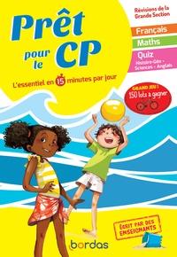 Michèle Pointeau - Prêt pour le CP - L'essentiel en 15 minutes par jour.