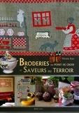 Michèle Rain - Broderies au point de croix et saveurs du terroir.