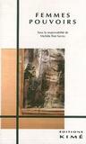 Michèle Riot-Sarcey - Femmes, pouvoirs - Actes du colloque d'Albi, des 19 et 20 mars 1992.