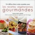 Michèle Schmitt-Remark - Un délice dans votre assiette avec les recettes végétariennes gourmandes.