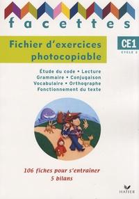 Michèle Schöttke - Facettes CE1 - Fichier d'exercices photocopiable.