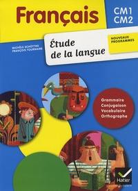 Michèle Schöttke et François Tournaire - Francais CM1-CM2 - Etude de la langue avec MEMO.