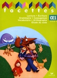 Michèle Schöttke - Lecture/Ecriture-Grammaire-Conjugaison/Vocabulaire-Orthographe CE1 Facettes - Pack en 2 volumes avec livret.