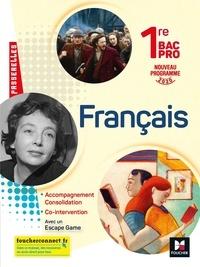 Michèle Sendre-Haïdar et Françoise Abjean - Français 1re Bac Pro Passerelles.
