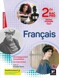 Michèle Sendre-Haïdar et Françoise Abjean - Français 2de Bac Pro Passerelles.