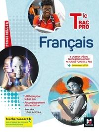 Michèle Sendre-Haïdar et Françoise Abjean - Français Tle Bac Pro Passerelles - Livre de l'élève.