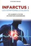 Michèle Serrand - Infarctus : les symptômes d'alerte - Les aliments à éviter, les habitudes dangereuses.