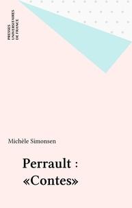Michèle Simonsen - Perrault, Contes.