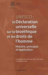 Accentsonline.fr UNESCO : la Déclaration universelle sur la bioéthique et les droits de l'homme - Histoire, principes et application Image