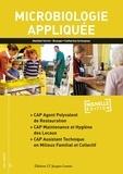 Michèle Terret-Brangé et Catherine Armagnac - Microbiologie appliquée - Cap APR - MHL - ATMFC.