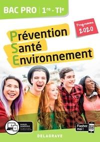 Michèle Terret-Brangé et Valérie Guérin-Caprin - Prévention santé environnement 1re, Tle Bac pro.