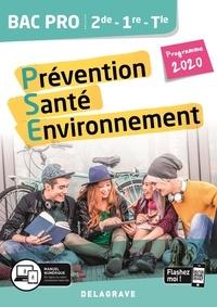 Michèle Terret-Brangé - Prévention Santé Environnement 2de-1re-Tle Bac Pro.