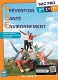 Michèle Terret-Brangé - Prévention Santé Environnement 2de, 1re, Tle Bac Pro.