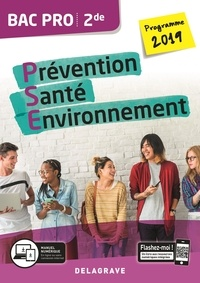 Michèle Terret-Brangé et Valérie Guérin-Caprin - Prévention Santé Environnement 2de Bac Pro.