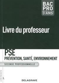 Prévention, Santé, Environnement 2e Bac pro 3 ans - Livre du professeur.pdf