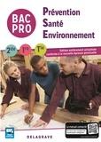 Michèle Terret - Prévention santé environnement PSE 2de 1ere Tle bac pro élève.