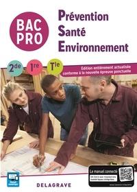Galabria.be Prévention santé environnement PSE 2de 1ere Tle bac pro élève Image