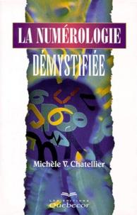 Michèle-V Chatellier - .