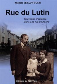 Michèle Veillon-Colin - Rue du Lutin - Souvenirs d'enfance dans une rue d'Angers.
