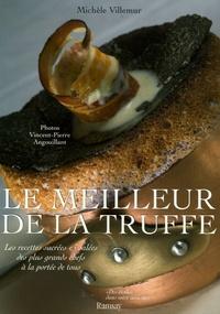 Michèle Villemur - Le Meilleur de la truffe - Les recettes sucrées et salées des plus grands chefs à la portée de tous.