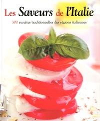 Deedr.fr Les saveurs de l'Italie - Plus de 300 recettes traditionnelles des régions d'Italie Image