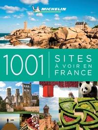 Michelin - 1001 sites à voir en France. 1 Plan détachable