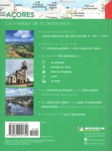 Açores  Edition 2020 -  avec 1 Plan détachable