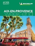 Michelin - Aix-en-Provence. 1 Plan détachable