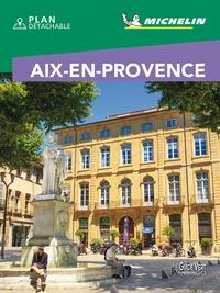 Michelin - Aix-en-Provence. 1 Plan détachable